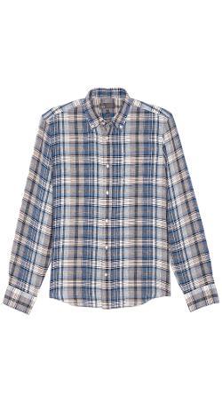 Vince  - Linen Sport Shirt