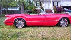 Chevrolet - 1953 Corvette Car