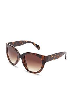 Forever 21 - Tortoiseshell Cat Eye Sunglasses
