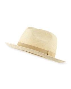 Loro Piana - Laurence Panama Straw Hat