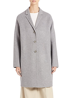 Acne Studios - Wool & Cashmere Peacoat