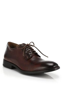 To Boot New York  - Leather Oxford Shoes