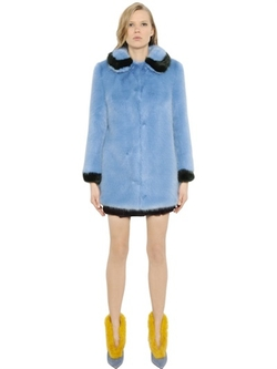 Shrimps - Abatha Faux Fur Coat