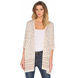 Bishop + Young - Aztec Cardigan