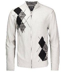 Buckle Exclusive - BKE Lafayette Full Zip Sweater