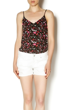 Eight Sixty - Floral Tank Top