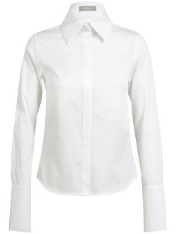 Osman  - Structured Cotton Pique Shirt