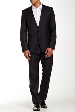 Hugo Boss - Alim Himenshm Wool Suit
