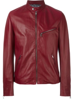 Dolce & Gabbana - Stylised Biker Jacket