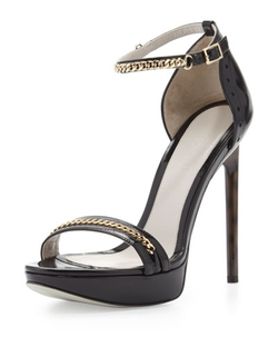 Jason Wu - Chain Trim Platform Sandals