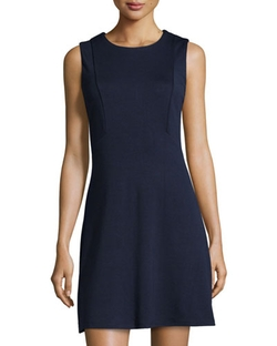 Julie Brown - Orla Sleeveless A-Line Dress