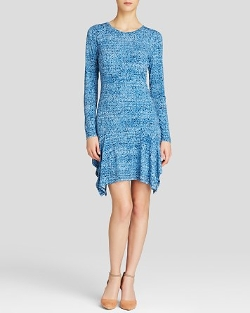 Michael Kors - Sunari Abstract Print Dress