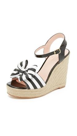 Kate Spade New York  - Darya Espadrille Wedge Sandals