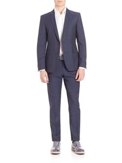 Strellson  - Slim Fit Wool Suit