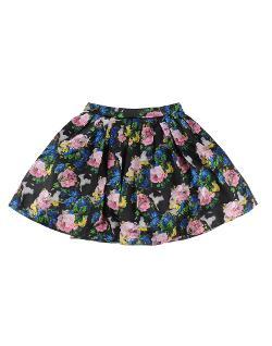 MSGM  - Floral Skirt
