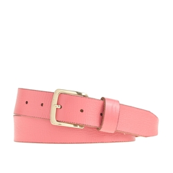 J.Crew - Distressed Leather Belt