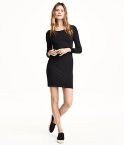 H&M - Short Jersey Dress