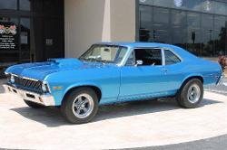 Chevrolet  - Nova 1970