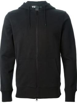 Y-3  - Zipped Hoodie