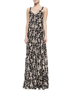 Thakoon Addition   - Printed Maxi Dress