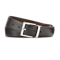 Prada - Vitello Luxe Reversible Belt
