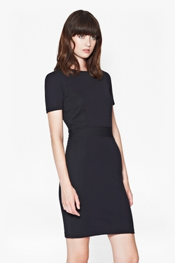 French Connection - Manhattan Textured Bodycon Dress