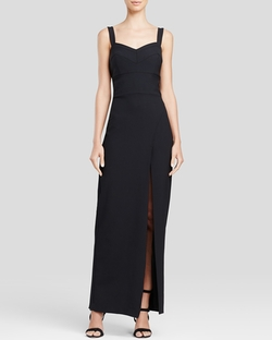 Nicole Miller - Techy Crepe Gown