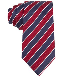 Donald J. Trump  - Traditional Bar Stripe Tie
