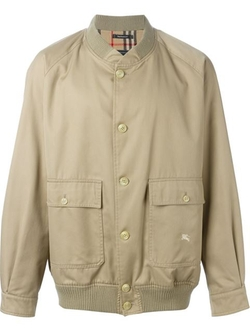 Burberry Vintage - Classic Bomber Jacket
