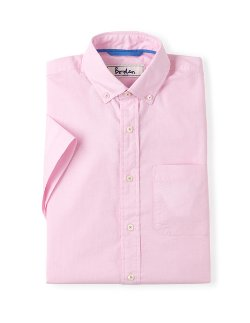 Boden - Short Sleeve Laundered Shirt