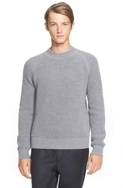 Marc Jacobs  - Reversible Wool French Terry Sweatshirt