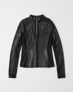 Abercrombie & Fitch - Active Full-Zip Jacket