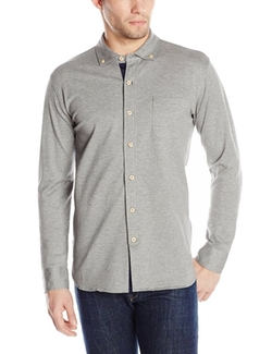 Robert Graham - Knit Button Down Shirt