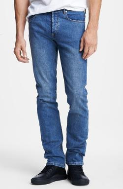 A.P.C. - Slim Straight Leg Selvedge Jeans
