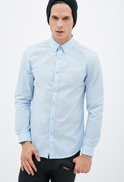 Forever 21 - Slim Fit Shirt