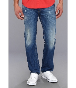 Diesel - Waykee Straight Denim Jeans