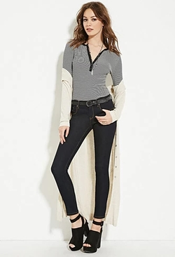 Forever 21 - Skinny Ankle Jeans