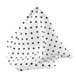 Royal Silk  - Polka Dot Silk Pocket Square