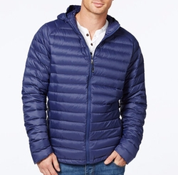 32 Degrees - Packable Hooded Down Jacket