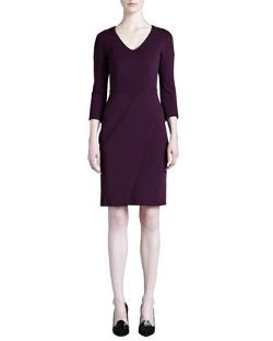 J. Mendel - Jersey Wrap-Skirt Dress