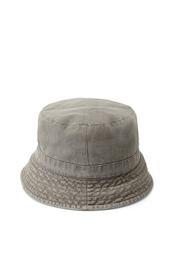 Foreever 21 - Washed Canvas Bucket Hat