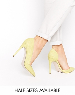ASOS  - Pointed High Heel Pumps