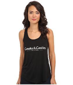 Crooks & Castles  - Knit Tank Top