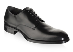 To Boot New York - Buchanan Black Derby Shoes