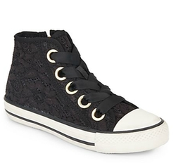 Ash - Venus Lace High Top Sneakers