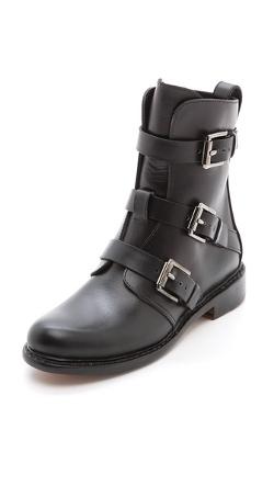 Rag & Bone - Hudson Buckle Boots