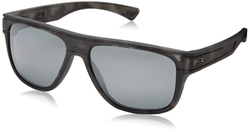 Oakley - Polarized Iridium Rectangular Sunglasses