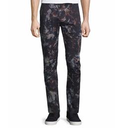 J Brand Jeans - Hydrox Tie-Dye Printed Pants