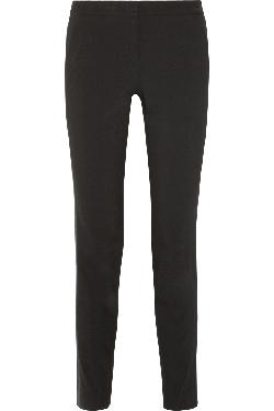 MICHAEL KORS - Samantha stretch wool-blend tuxedo pants