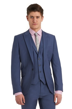 Moss London - Dusty Three Piece Suit